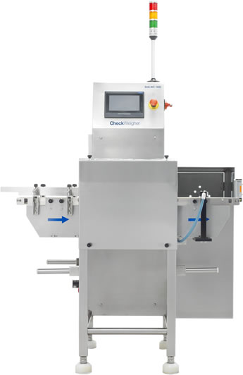 Checkweigher - HMI